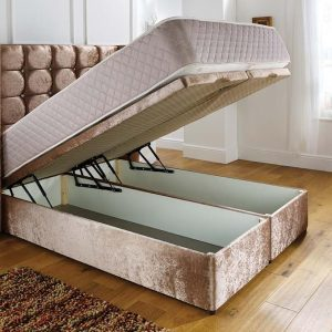 Terrific So Soft Beds 18 Colors Side End Lift Ottoman Storage Beds Theyellowbook Wood Chair Design Ideas Theyellowbookinfo