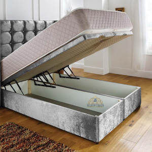 End Lift Ottoman Bed