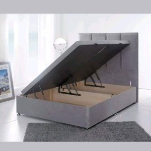 Side Opening Ottoman Bed-frame 45