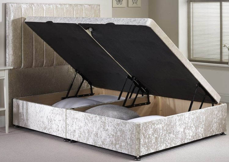 Side Opening Ottoman Divan Special