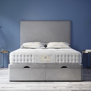 Grandeur Ottoman Bed With Optional Mattress 25