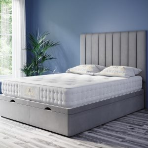 Ottoman Divan Storage Bed Elegant Design 49