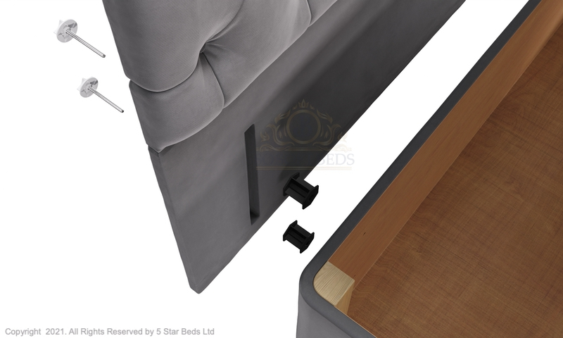 Ottoman Bed Gas Lift Instructions 7